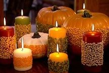 Fall Decorating Ideas / Fall Decorating Ideas: Beautiful Fall Decorating Ideas & Crafts for The Fall Season and Thanksgiving Holiday. Thank You For Visiting! ~ Christine / by DIY BOARDS
