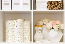 DIY Office / DIY Office: Crafty DIY Office Organization & Ideas