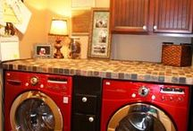 My Dream House - bathroom and/or laundry room