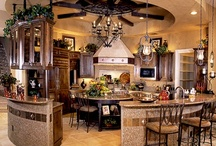 The Kitchen. Our most favorite place :)