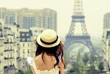 """Paris is always a good idea"" -Audrey Hepburn"