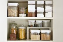 Pantry Organization / Kitchen Pantry Organization Tips, Ideas and Tutorials. / by DIY BOARDS