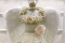 Vintage Dress Forms / Vintage & Brocante Dress Forms - I LOVE All Kinds of French/Shabby Chic Vintage Decor! Vintage Dress Forms & More...