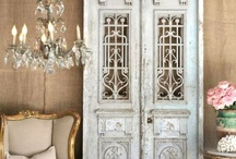 Vintage French / Vintage French/Parisian Decor, with a French Country/Romantic/Glamorous Mix of Styles.