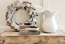 I Love Rustic / All things rusty, distressed, rugged, shabby chic, and fabulously junky.