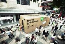 Architecture - Pop-Up Stores / Pop Up stores and exhibitions