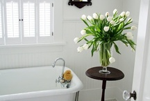 In the Bath / Decor, accessories, products and storage ideas for the bath. / by Christina at I Gotta Create!
