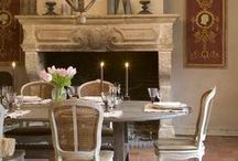 French Farmhouse / French Farmhouse - French Country and Farmhouse Decor, Decorating Ideas & Inspiration on Pinterest.