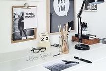Office / workspace / Office, bureau, desk, workpasce for house and small space such as city appartement