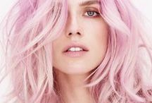 Pink hair / inspiration to have pink hair, to dye your hair in pink colors #pink #colors
