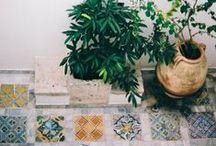 Gardens and green habitats / green at home