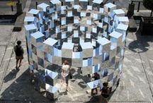 Architecture - Installations / Temporary Installations in non exhibition/ trade show environments