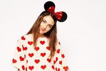 <3 Heart <3 / Clothes with heart's shape or print
