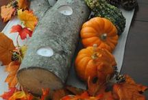fall  |  Autumn {decorations}