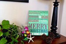 Christmas Decor / by Rock On Mommies