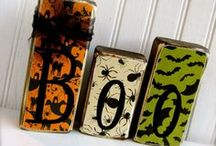 Boo! / Halloween food and fun! / by Beth Hooper