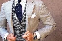 Men's Fashion / by Allison Jean