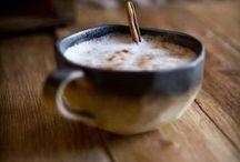 Caffè, latte e tè - Tea, milk & coffee