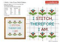 Crafty! Stitch! / by Alicya Tebo