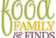 Food Family & Finds Blog / Pins that are exclusively from the Food Family & Finds blog that will include recipes, product favorites and much more. / by Food Family & Finds | Cat Davis