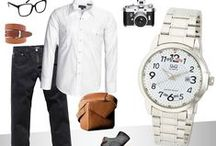 Outfit / Outfit masculin Outfit feminin