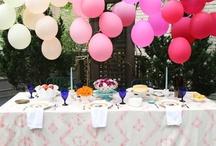 Party Ideas / by Crystal Kruml Hoadley