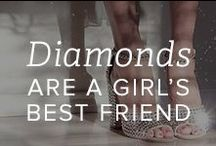 Diamonds Are a Girl's Best Friend / by Gemvara.com