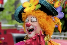 Bring in the Clowns / by Cindy Coan