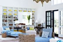 Living/Family Rooms  / by Virginia Twedell