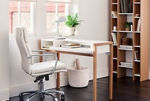 My office ideas / Whether your workspace occupies a whole room or a small corner, keep it beautifully organised with carefully-chosen furniture and accessories.