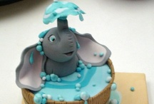 Cakes with Character / by Cindy Coan