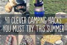Camping / All the things you'll need for a successful camping trip.