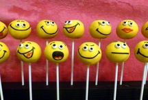 Cake Pops...wonderful talent / by Cindy Coan