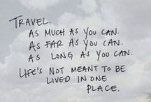 Travel Quotes / by Tripping