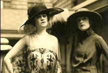 1920s Fashion / by LadyJayne's