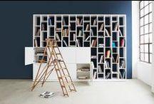 Home Life - Bookshelves / by Andrew Borloz
