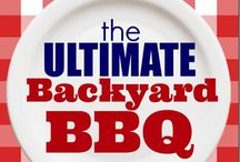 Everything BBQ / It's always a good time to GRILL, grab the kids, grab your friends...and fill the air with the sweet smells of summer BBQ!! / by Gina Brincko
