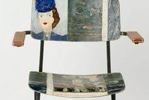 chair portraits