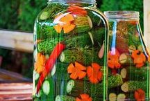Canning, dehydrating & preserving