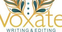 Voxate Writing & Editing / Writing and freelancing