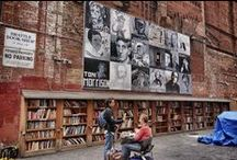 Travel Destinations - Bookstores / Bookstores from all over the world.  / by Andrew Borloz