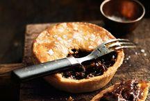 pies & tarts - savory / mmmm, pie