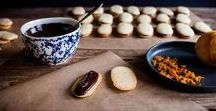 cookies & biscuits / interesting and decadent bite-sized sweets