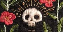 sew beautiful - stitchery / painting with thread