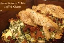 Chicken / Chicken is so versatile and easy to cook.