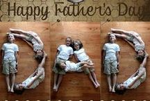Father's Day / Daddy's special day! Celebrate him!