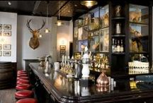 After Work Drinks in London / Recommended after work drinks bars and pubs in London. After a long, hard day at work, sometimes you just need a perfectly chilled glass of wine or pint of beer. But do you find yourself always heading to the same pubs and bars after work and want to find something a bit different? We've got some great recommendations for after work drinks in London that will help you relax and mingle with friends and colleagues.