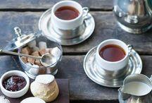 afternoon tea - display / setting the mood