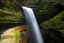 Finger Lakes Gorges & Waterfalls - Hiking & Biking / Amazing vistas and great hikes! Choose your challenge.