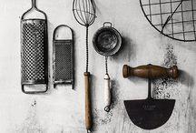the art of cooking / kitchen tips, philosophizing, presentation, entertaining